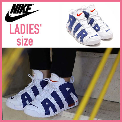 NIKE レディース モアテン★AIR MORE UPTEMPO (GS)★415082 103