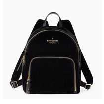KATE SPADE WATSON LANE VELVET HARTLEY リュック PXRU8457 001