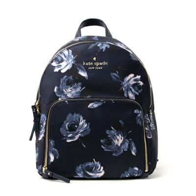 kate spade new york バックパック・リュック KATE SPADE WATSON LANE NIGHT ROSE リュック PXRU8485 485