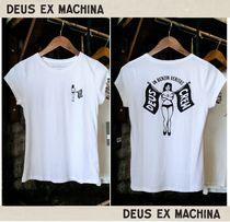 NEW!!★★DEUS EX MACHINA★WOMAN DEUS CREW TEE☆送料込!
