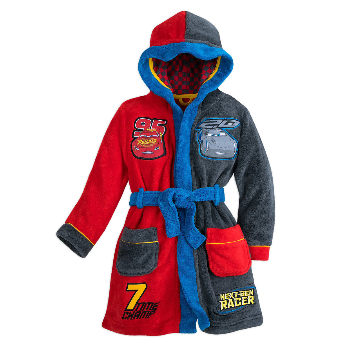 ◎送料込み◎  Lightning McQueen and Jackson Storm Robe for