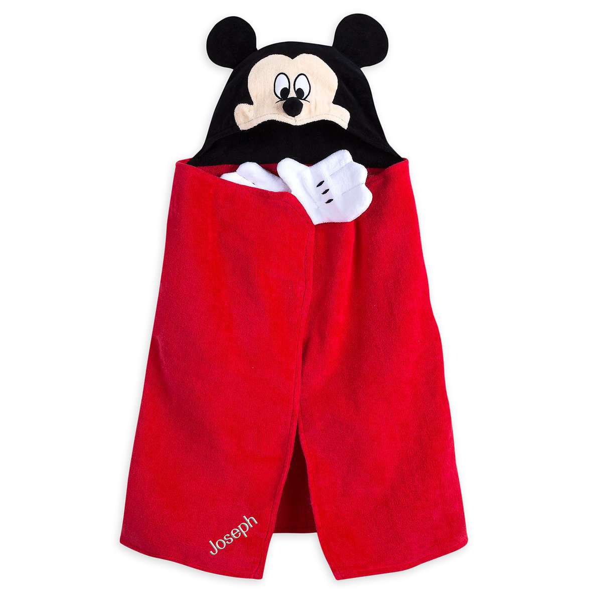 ◎送料込み◎  Mickey Mouse Hooded Towel for Baby -
