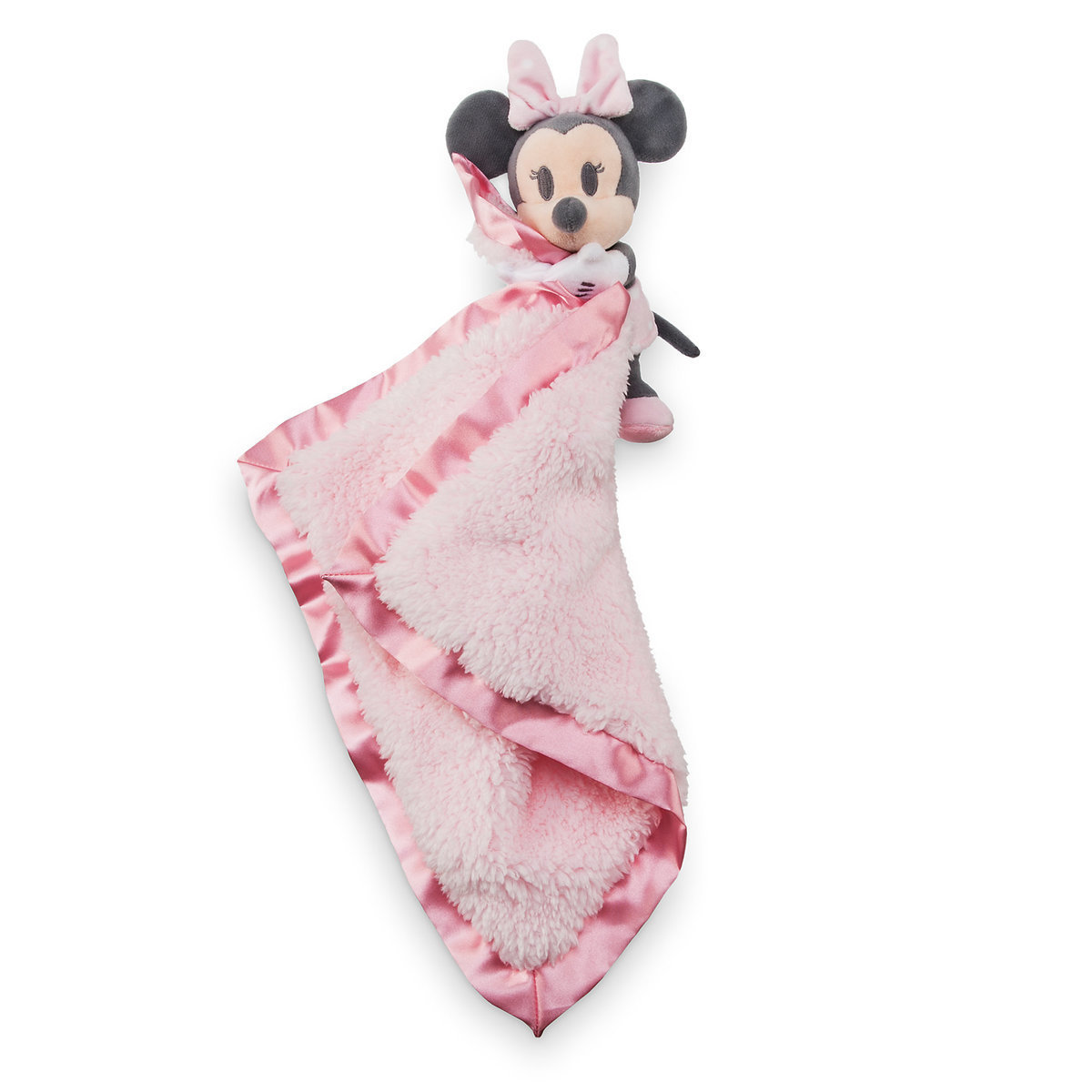 ◎送料込み◎  Minnie Mouse Plush Layette Blanket - Baby