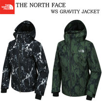 【THE NORTH FACE】W'S GRAVITY JACKET★2色