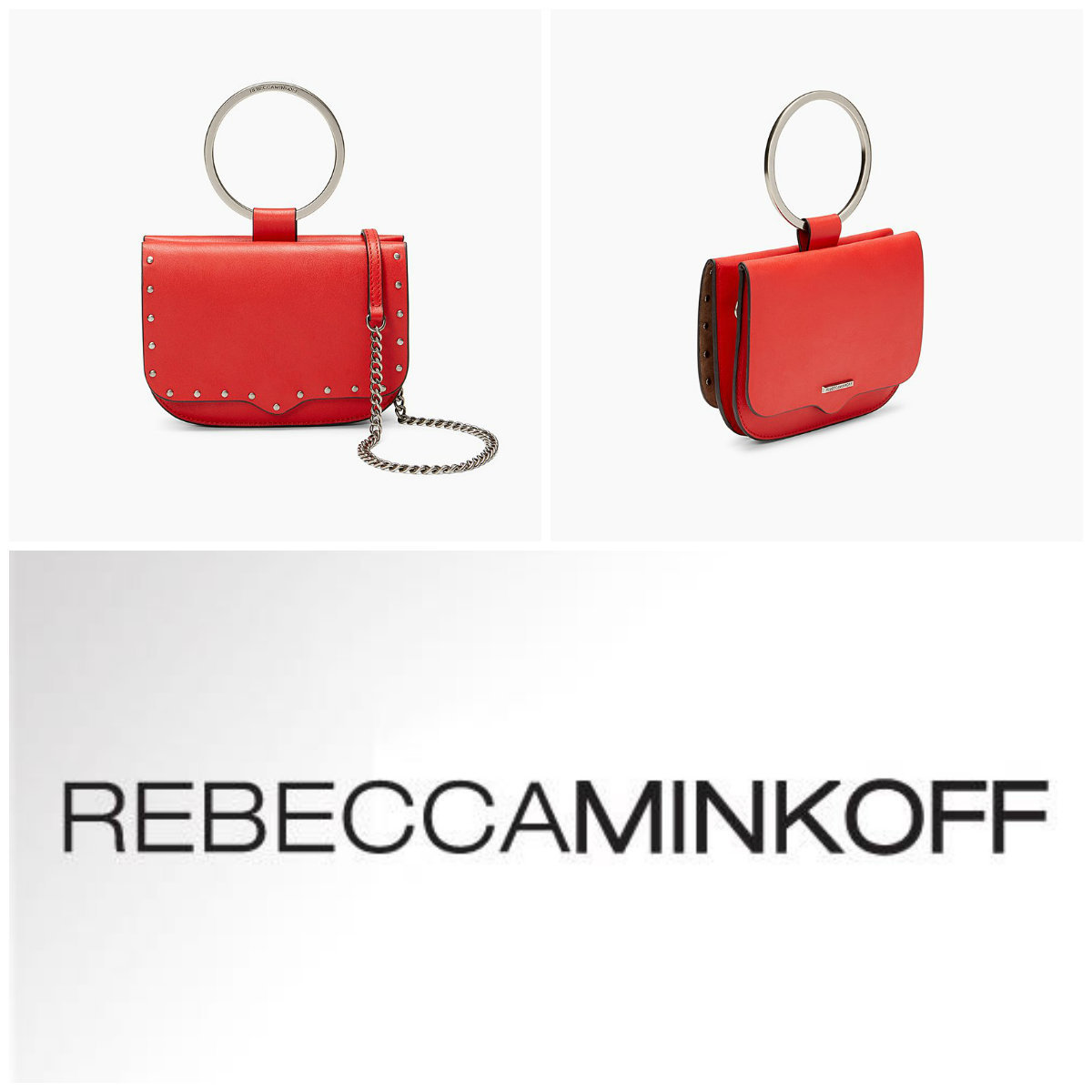 特価!Rebecca Minkoff☆RING CROSSBODY BAG