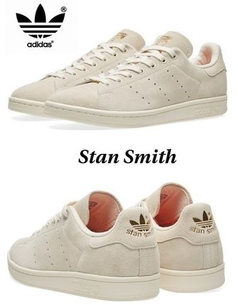 ☆国内在庫有☆即発!adidas Stan Smith White & Gold