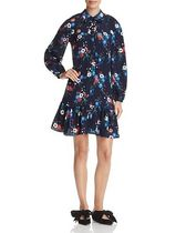 Tory Burch Gabrielle Floral-Print Dress