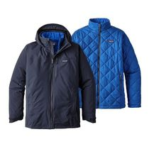 ★Patagonia パタゴニア Windsweep 3-In-1 Jkt   関税込★