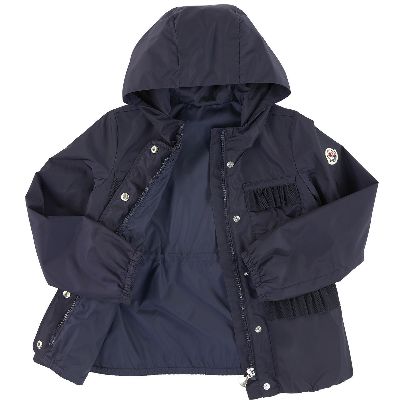 Moncler★2018SS★ウインドブレーカー★紺★8/10A