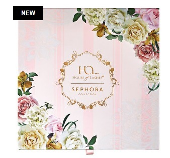 【HOL x Sephora 】 限定品! Secret Garden Eyeshadow パレット