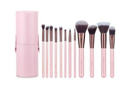 Luxie限定ブラシセット☆Rose Gold Brush Collection