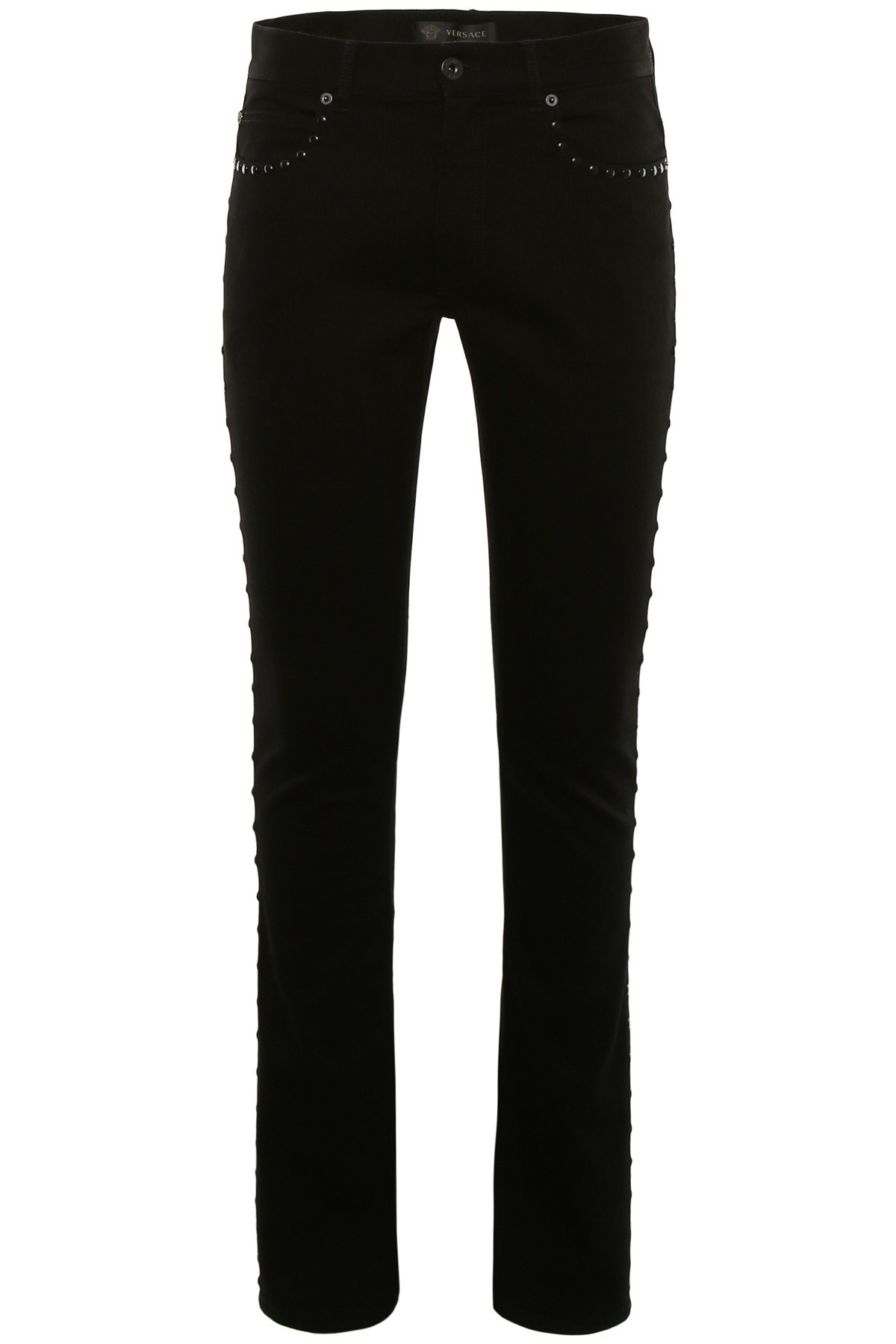 VERSACE Studded Jeans