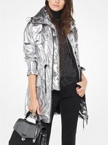 ☆Michael Kors☆ アノラック♪ Metallic Nylon Anorak