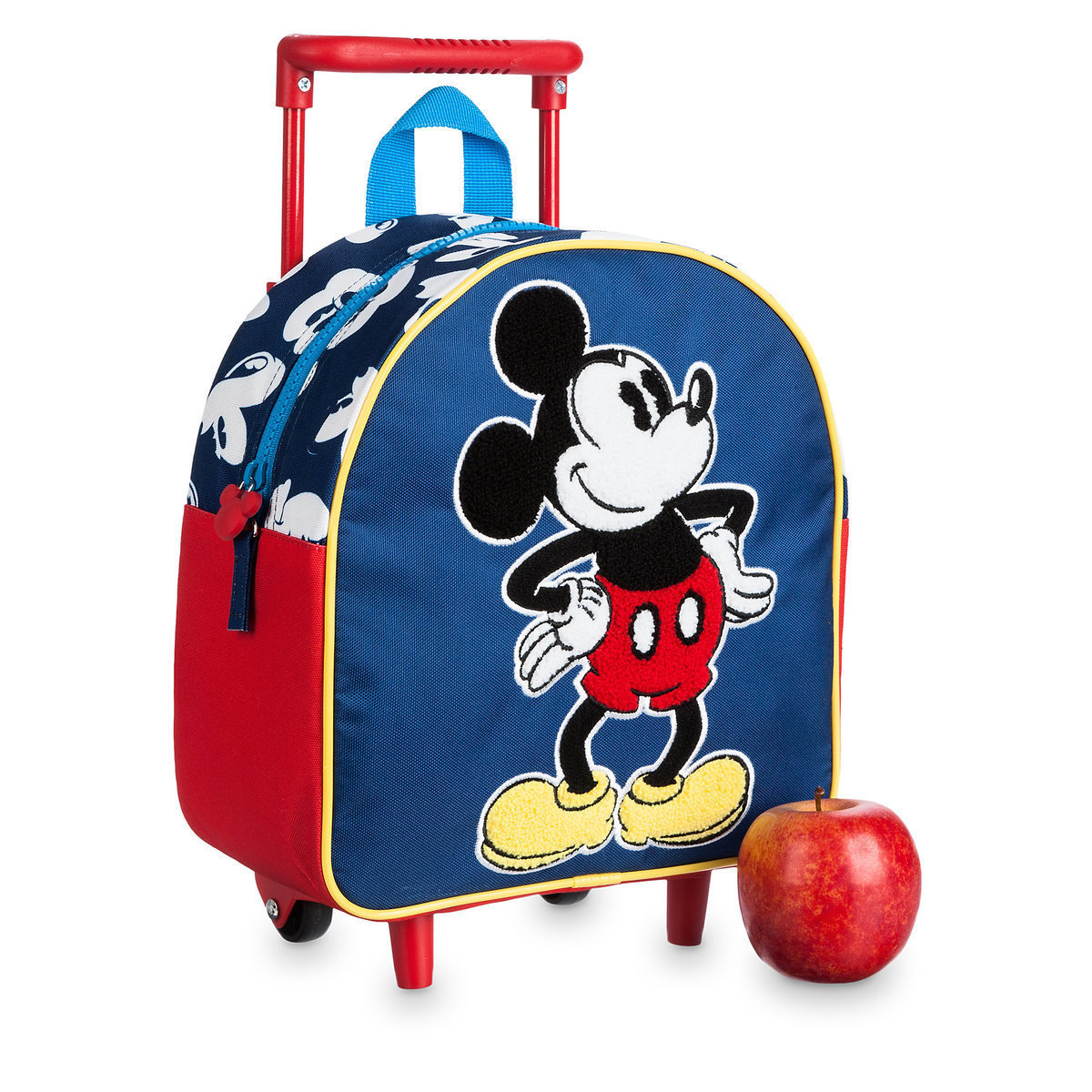 ○送料込○ Mickey Mouse Rolling Luggage - Small