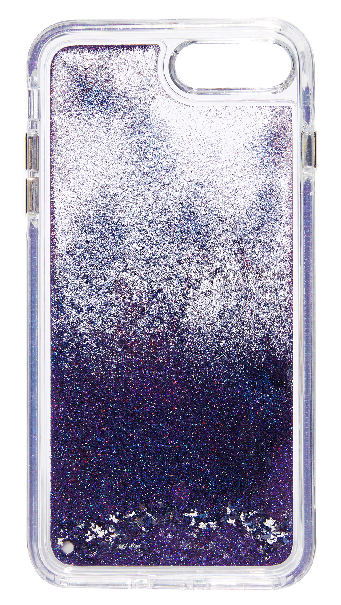 全て込み/Galaxy Glitterfall iPhone 7 Plus Case/国内発