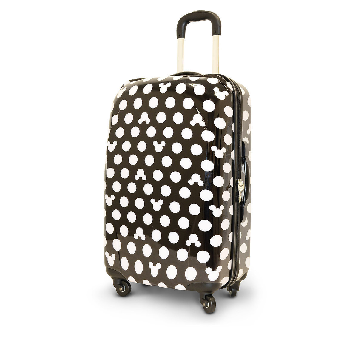 ○送料込○ Mickey Mouse Icon Rolling Luggage - 26''