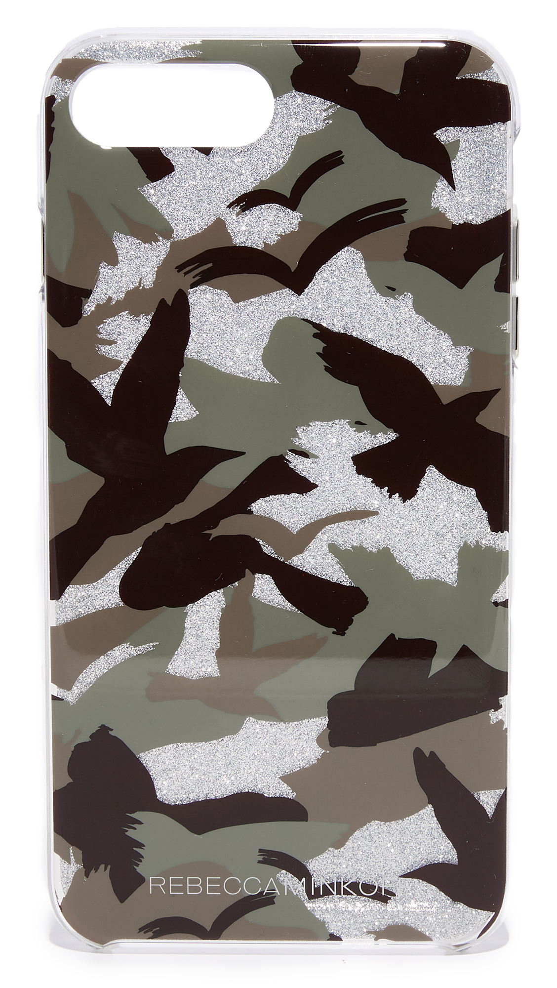 全て込み/Camo Bird iPhone 7 Plus Case/国内発