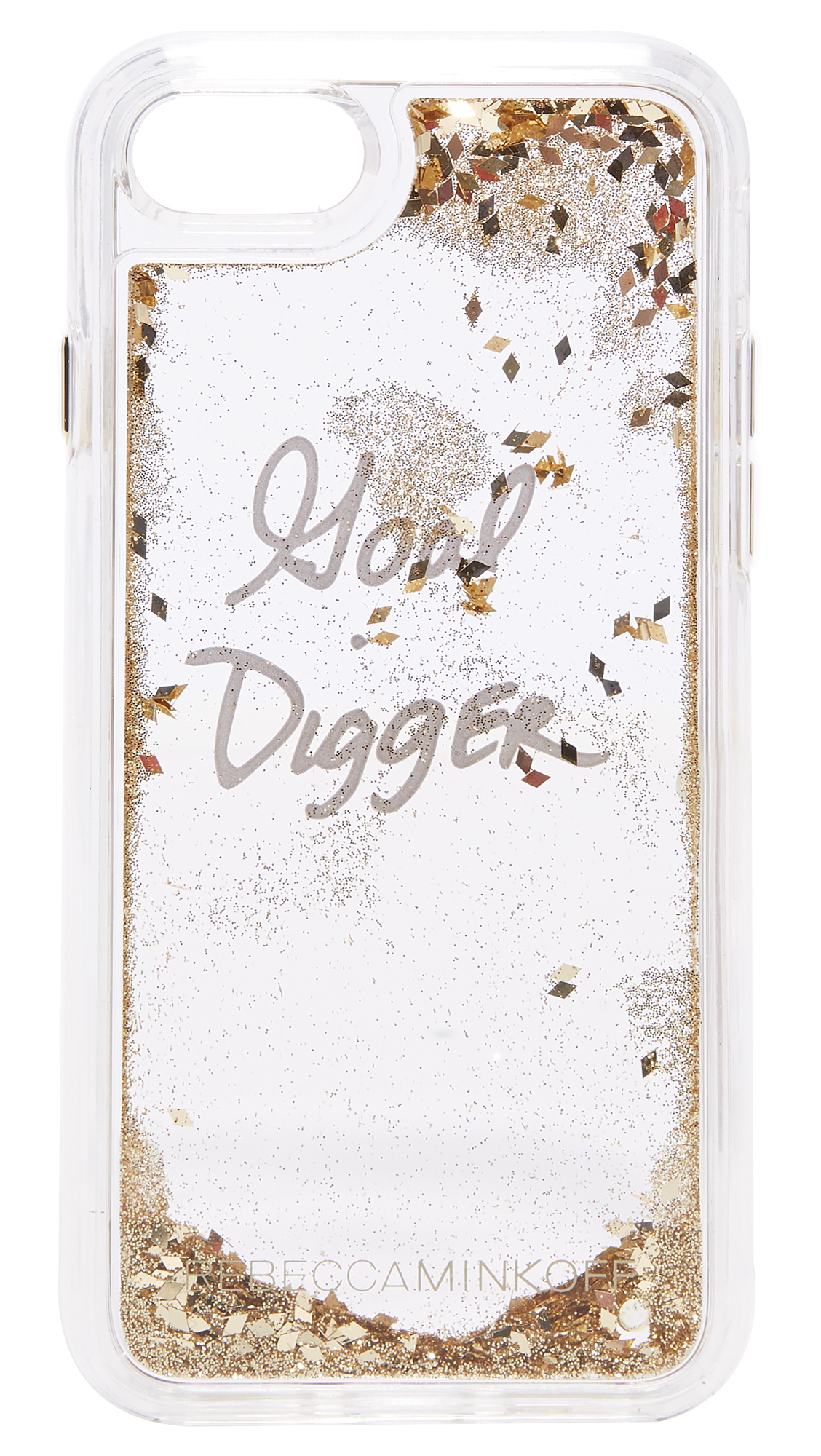 全て込み/Goal Digger Glitterfall iPhone 7 Case/国内発