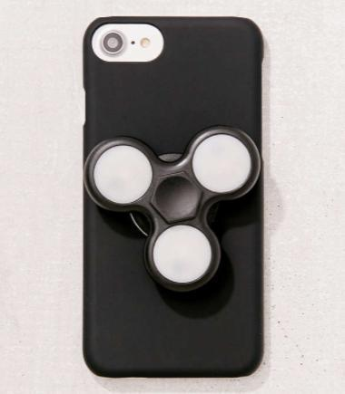 Urban Outfitters LED ハンドスピナー  iPhone 8/7/6 / 6sケース