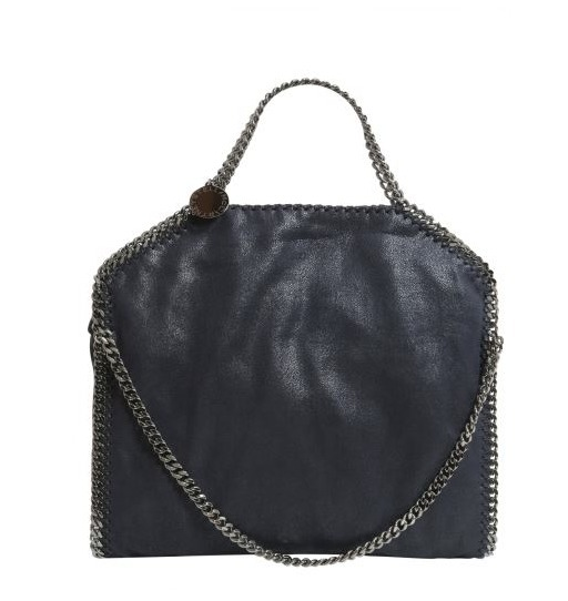 StellaMcCartney♥FALABELLA SHAGGY DEER FOLD OVER TOTE