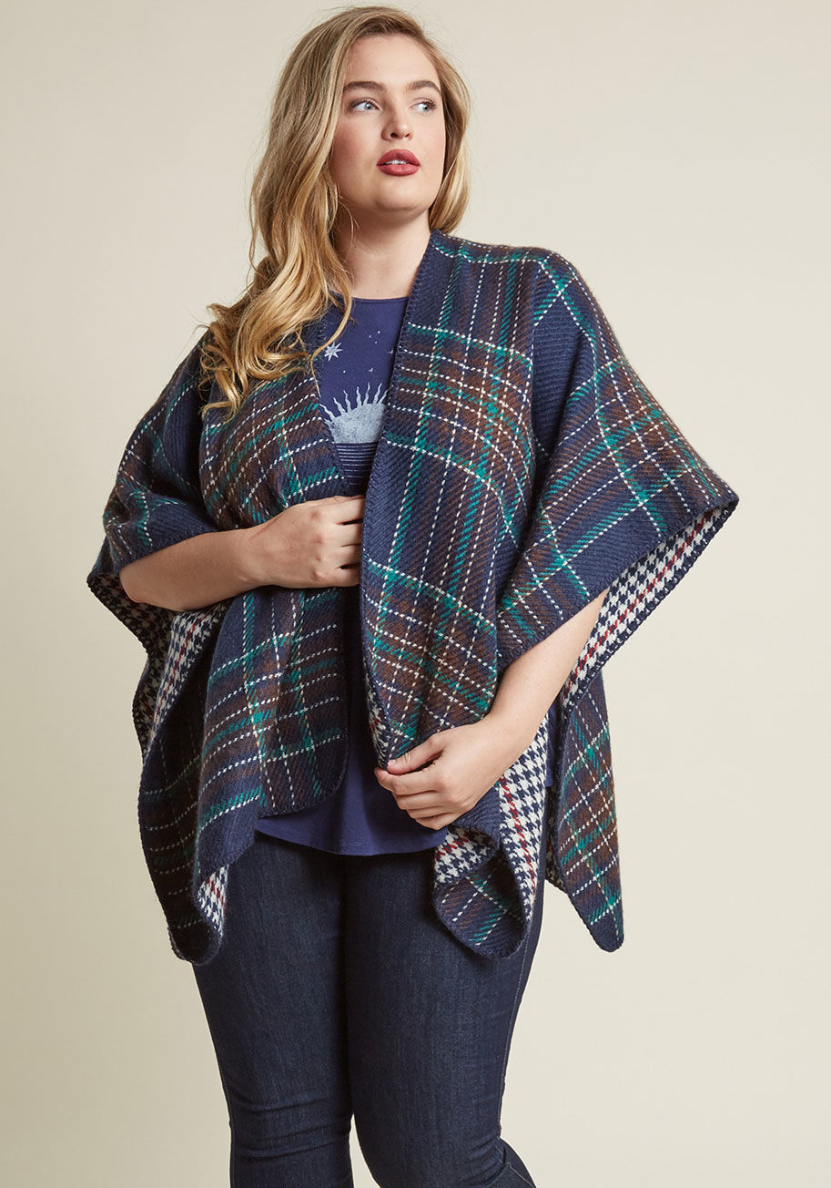 ○送料込○ cozy campside reversible shawl in evening