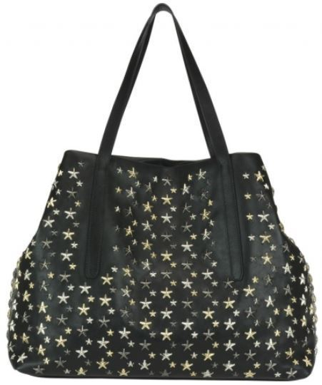 SS18【 Jimmy Choo】2color★STARスタッズ大きめPIMLICO BAG