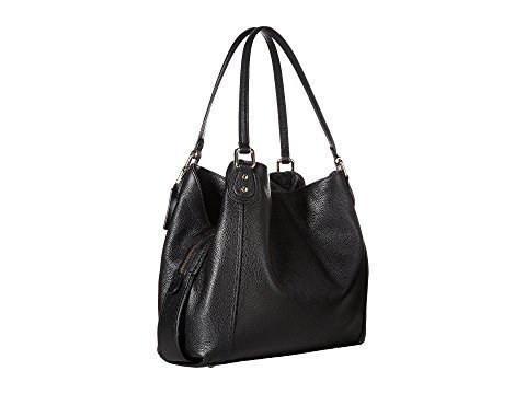 【Coach】Pebbled Leather Edie 31ショルダーバッグ☆送・関込