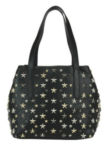 SS18【 Jimmy Choo】2color★スタッズSMALL SOFIAトートバッグ
