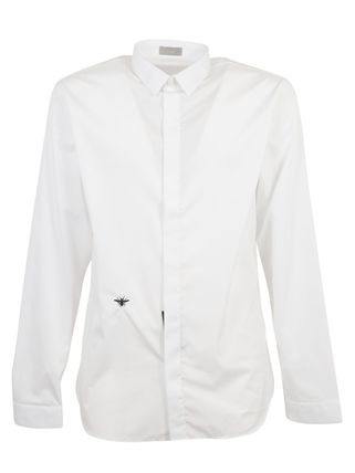 Dior Homme Shirt Fitted ビー フィットホワイトシャツ