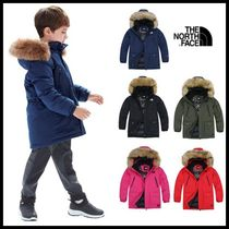 ☆THE NORTH FACE ☆ K'S NEW MCMURDO DOWN PARKA 5色