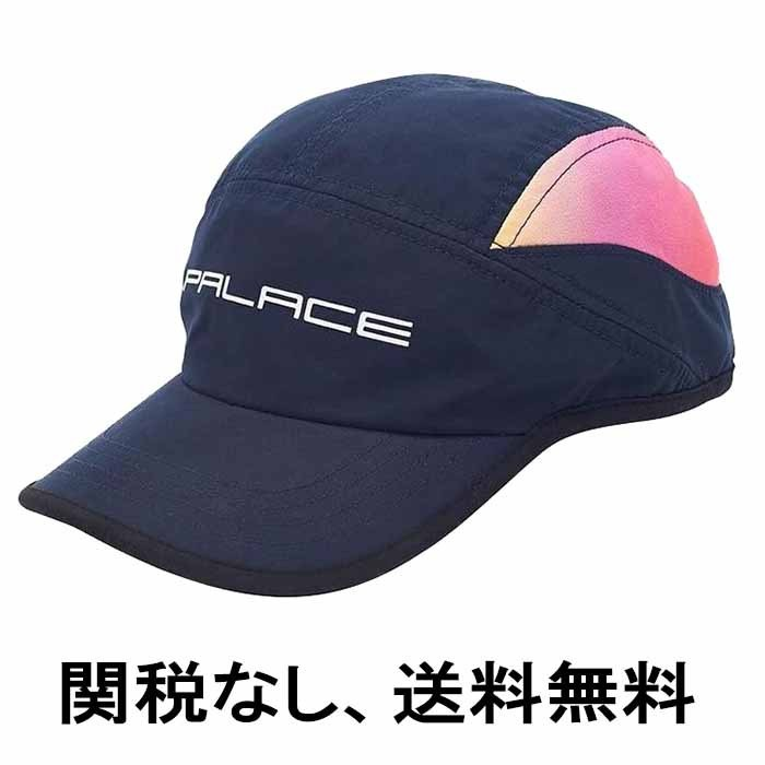 17AW FADER RUNNING HAT NAVY キャップ