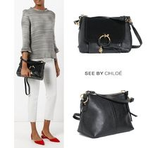 See by Chloe Joan Leather&Suede Shoulder Bag 9S7910P330 001