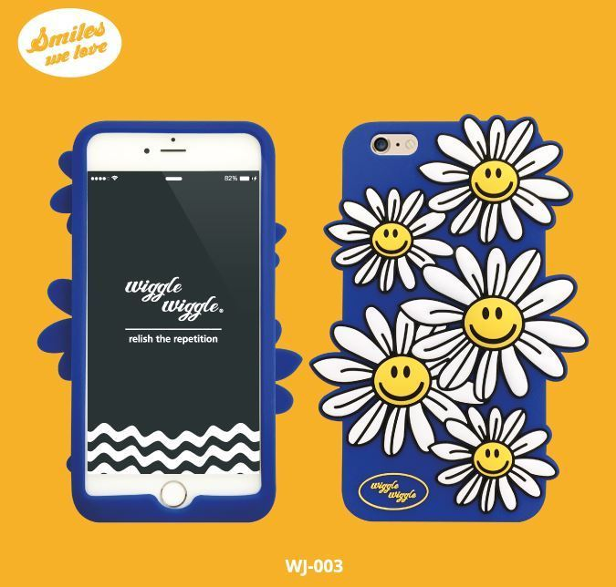 WIGGLE WIGGLE * FUNKY IPHONE CASE 3種 * iPhone X 可