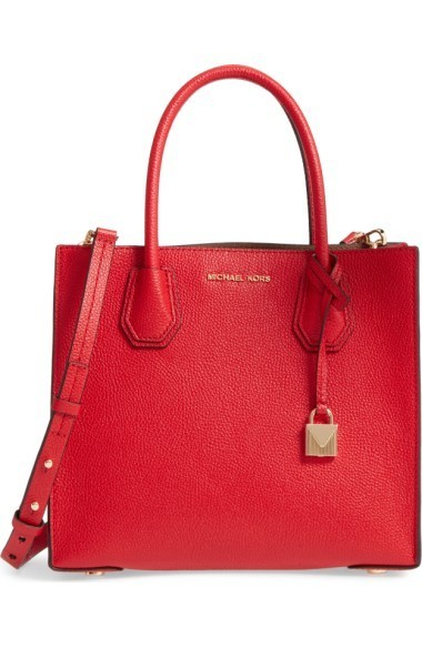 送料・関税込み MICHAEL Michael Kors 'Medium Mercer' L トート