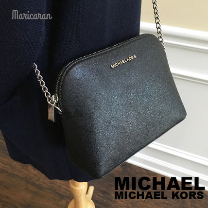 即発送【限定大特価!】Michael Kors*Cindy Large Dome Crossbody