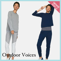 【Outdoor Voices】新作!クルーネック スウェット☆