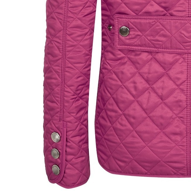 Burberry★Brit quilted jacket キルトジャケット