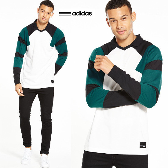 大人気!!◆adidas◆Originals EQT Sweatshirtスウェット