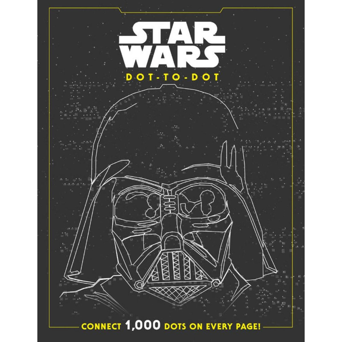 ○送料込○ スターウォーズ Star Wars Dot-to-Dot Activity
