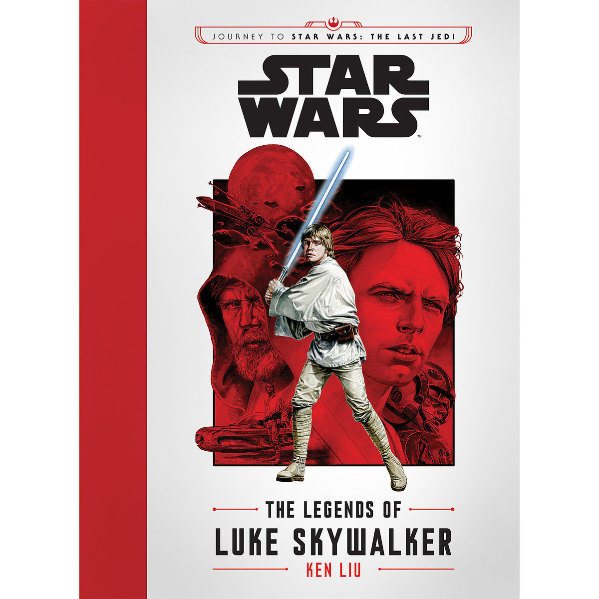 ○送料込○ スターウォーズ The Legends of Luke Skywalker