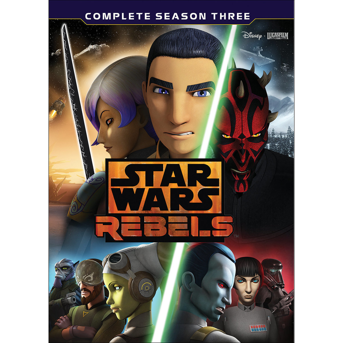○送料込○ スターウォーズ Star Wars Rebels Season Three