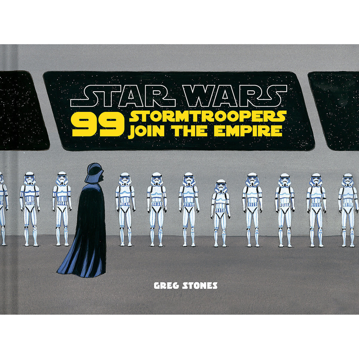 ○送料込○ スターウォーズ Star Wars: 99 Stormtroopers Join