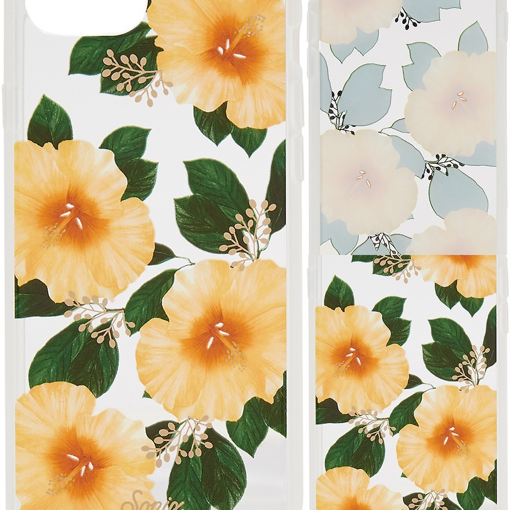 【国内発 sonix 送料込】Hibiscus iPhone 6 / 6s / 7 / 8 Case