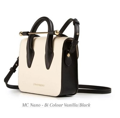 大人気★完売続出!  STRATHBERRY  MC Nano Colour Vanilla/Black