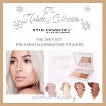 KYLIE★限定完売品★The Wet Set Pressed Illuminating Powder
