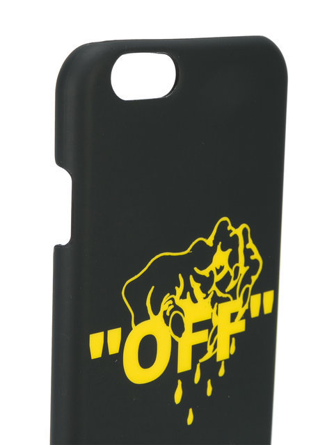 送料込 coque d'iPhone 6 Hands Off iPhone cace