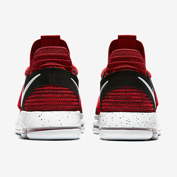 NIKE★関税込み★ ZOOM KD10★REDスニーカー★0206