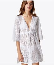 Tory Burch BRODERIE BEACH DRESS
