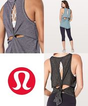*Lululemon*楽しめるバックスタイル!Hold and Let Flow Tank
