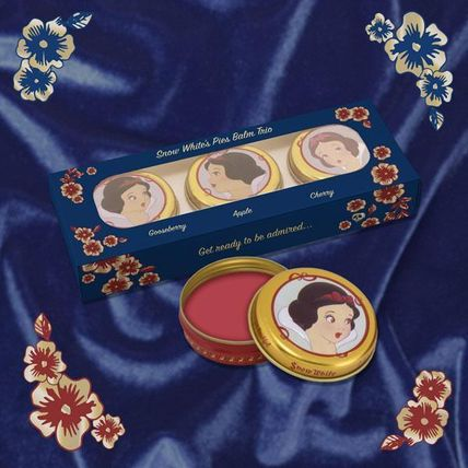BESAME COSMETICS限定☆Snow White's Pies Balm Trio